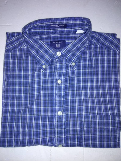 Camisa Gant De Caballero