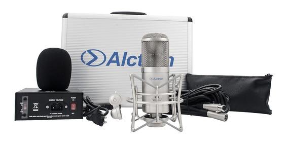 Alctron Gt-2b Microfone Condensador Valvulado Hi End . Loja