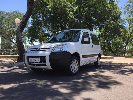 Vendo O Permuto Peugeot Partner Patagónica 1.6 Vtc 2017