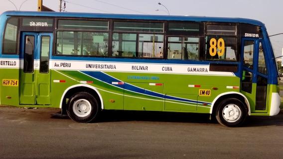Bus Onnibus Zhongton Motor 4bt 2 Puertas