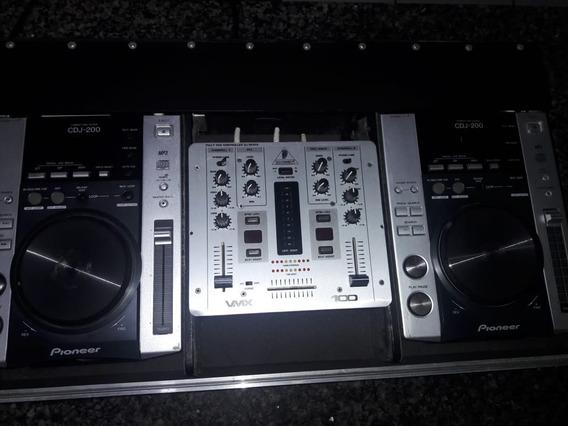 Mesa Dj Cdj200 Mixer 100