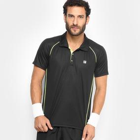 8a5c3eb38c Camisa Pólo Masc. Fila Africa Do Sul Verde - Calçados