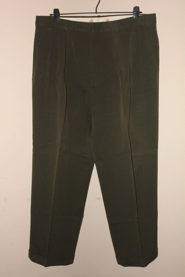 Pantalon Polo By Ralph Lauren Pinzado Talle 38 Xl