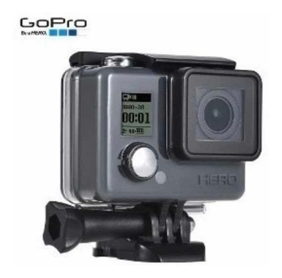 Gopro Hero - Câmera De Ação (chdha-301)