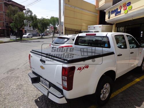Lona Rigida Ford Toyota Dmax  Sobreruedas
