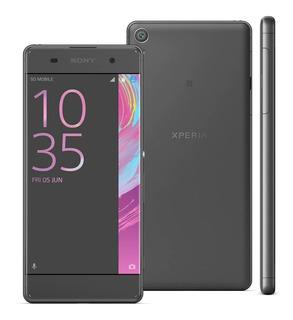 Sony Xperia Xa F3116 Tela Curva 5 Octa Core Dual 13mpx 16gb