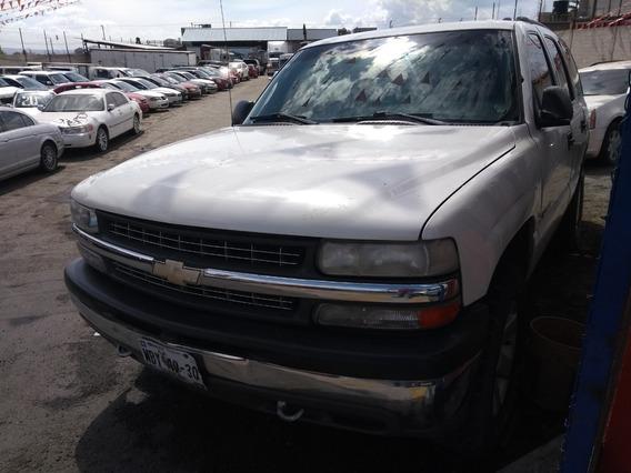 Chevrolet Tahoe 2003 Buenisima 20,000 Eng Paguitos Fijos