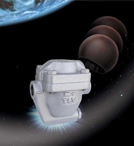 Trampa P/vapor Balde Esferico Invertido Tlv Ufo3cn-10 1 PLG