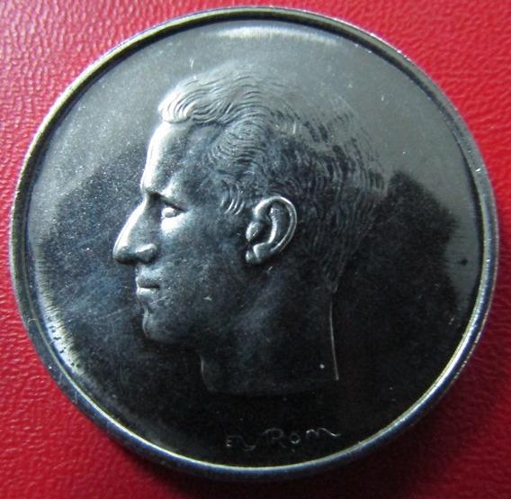 Bélgica Moneda 10 Francos 1976 Unc Balduino I
