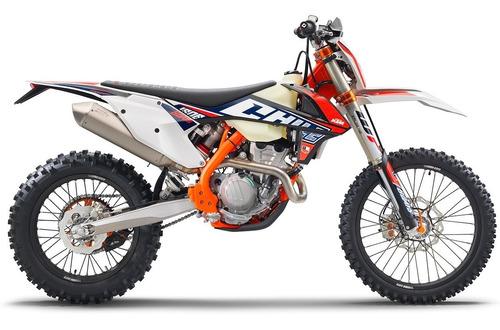 Ktm Enduro Exc-f 250 2019 Six Days-gs Motorcycle