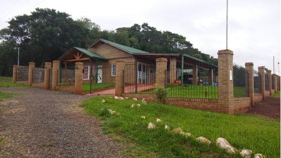 Vendo Casa Quinta En Obera - Gsa