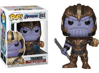 Funko Pop! Marvel #453 Endgame Thanos Nortoys