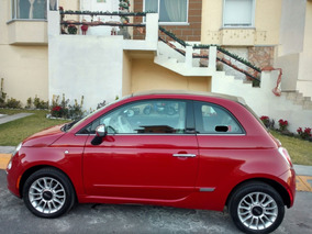 Fiat 500 1.4 Convertible Lounge Dualtronic Modelo 2012 Aut.