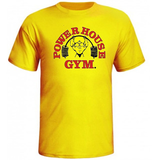 Camisa De Musculação Power House Gym