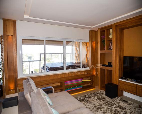 Apartamento Cobertura Duplex Para Venda No Cambuí - Imobiliária Em Campinas. - Ap03302 - 34757563