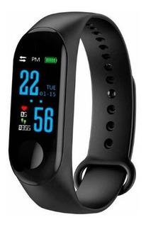 Relógio Inteligente Smartwatch M3 - Pronta Entrega