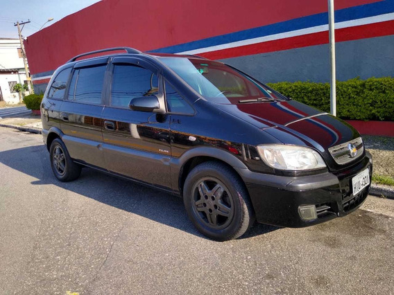 Chevrolet Zafira 2009 2.0 Elite Flex Power Aut. Blindada