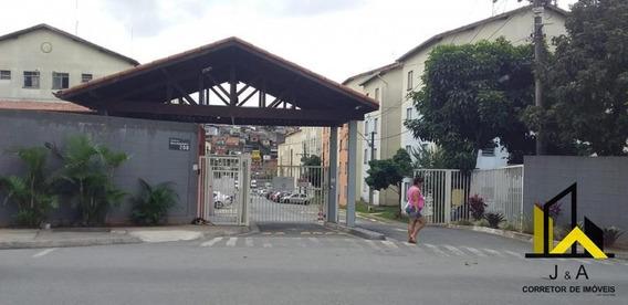 Apartamento Para Locação Em Osasco, Conceição, 2 Dormitórios, 1 Banheiro, 1 Vaga - Ap 00067_1-1351809