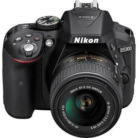 Câmera Nikon D5300 Kit 18-55mm Envio Imediato Lojista Barato