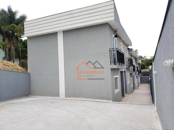 Sobrado Com 2 Dormitórios Sendo 2 Suítes À Venda Por R$ 249.000 - Itaquera - São Paulo/sp - So0179