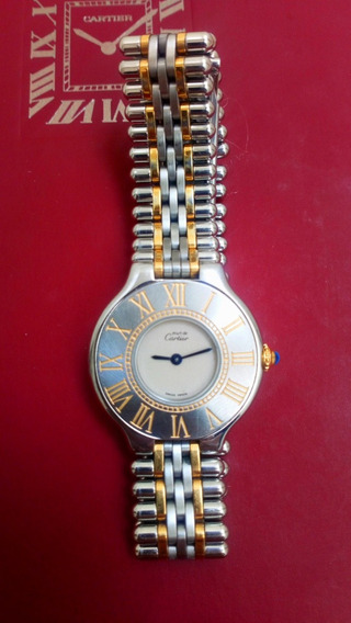 Reloj Cartier Must 21