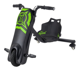 Triciclo Scooter Montable Electrico Xootz Typhoon Drifter