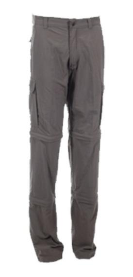 Pantalón Hombre Desmontable Secado Rapido Explora Caleufu