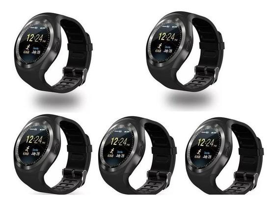 Kit C/5 Smart Watch Relógio Monitor Múltiplo Frete Grátis