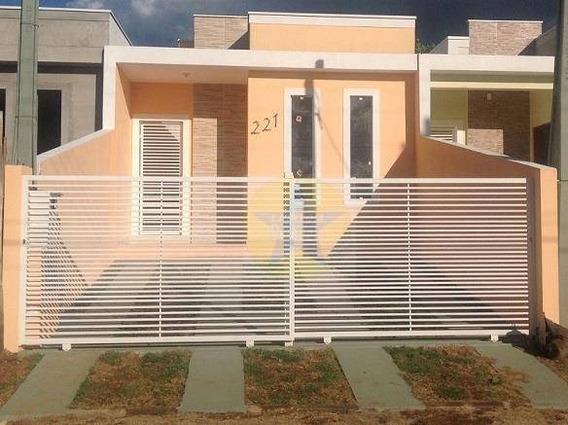 Casa Residencial À Venda, Canedos, Piracaia - Ca0924. - Ca0924