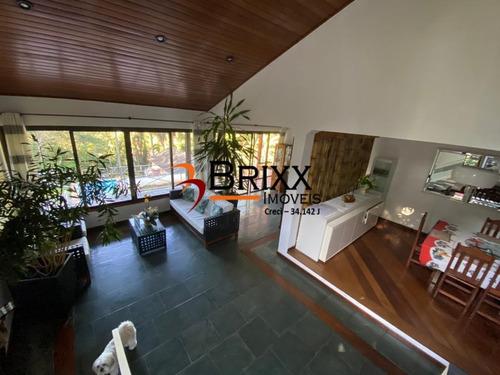 Ampla Casa Em Condomínio - Venda/locação - Arujá - Ca-567