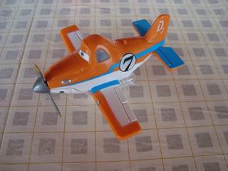 Disney Planes Aviões Heróis Do Fogo Dusty Racer 7