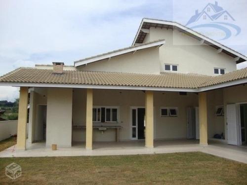 Venda Casa Em Condomínio Fechado Atibaia  Brasil - Ca0421