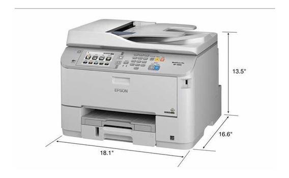 Impressora Epson Workforce Wf5690