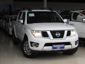 Nissan Frontier 2.5 Sl 4x4 Cd Turbo Electronic Diesel 4p Aut