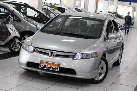 Honda Civic Lxs 1.8 16v Flex Manual 2008