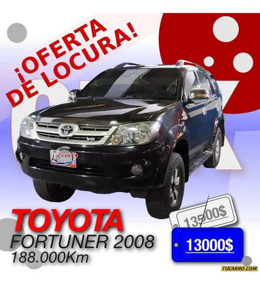 Toyota Fortuner Automatico