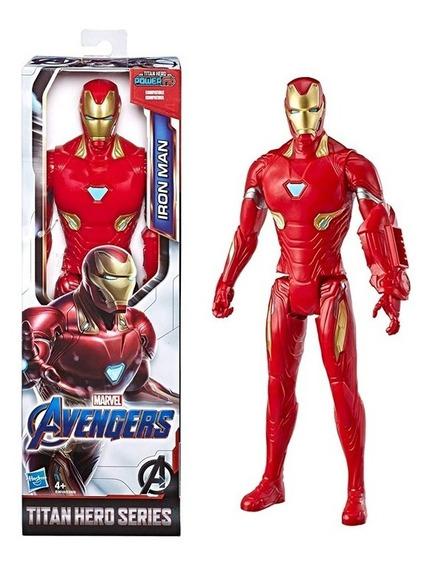 Avengers Endgame Titan Hero Power Fx-iron Man E3918
