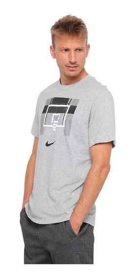 Camiseta Nike Basquete Backboard Dri-fit Masculina