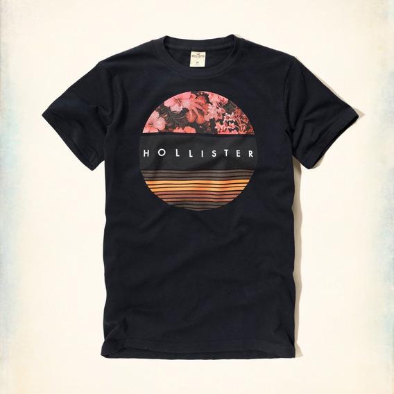 Hollister Remate Polo T-shirt Importado Original Liquidación