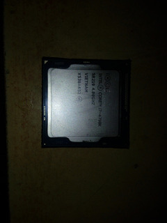 Procesador Intel Core I7-4790k