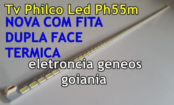 Ph55m Barra De Leds Nova Ja Com Fita Termica Pronta Entrega