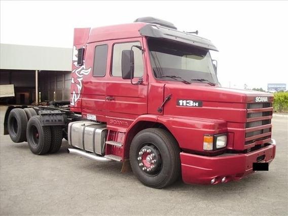 Scania 113 360 (6x2) - 1997
