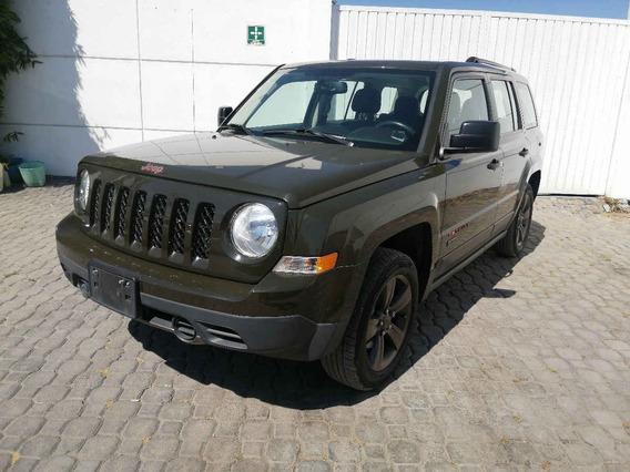 Jeep Patriot 2017 5p Sport Ed. 75 Aniversario L4/2.4 Aut