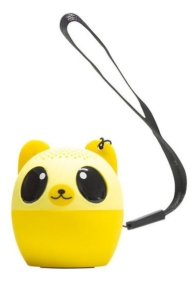 Caixa De Som Bluetooth Mini Pet 3w Bear 2980 Exbom