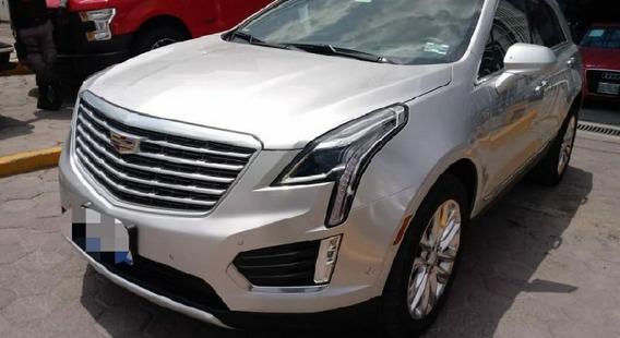 Cadillac Xt5 3.7 Base At 2017