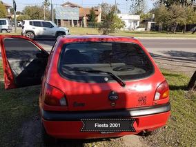 Ford Fiesta 1.6 Lx 2001