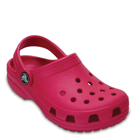 Crocs Originales Classic Adulto Candy Pink