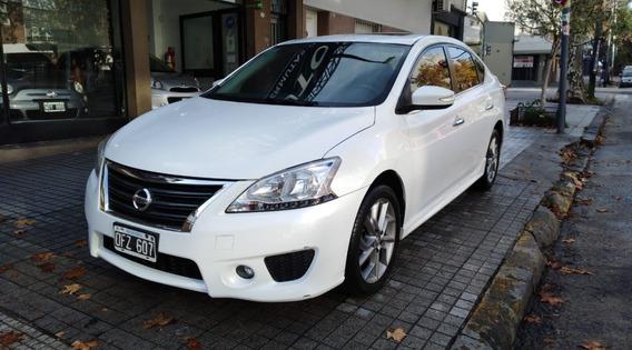 Nissan Sentra Sr Cvt 1.8l 4p Pure Drive Service Oficiales!!!