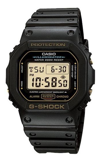Relógio G Shock Dw-5600eg-9 Série Ouro Colecionador