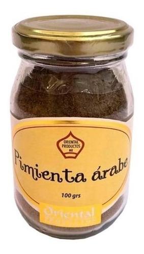 Pimienta Árabe En Polvo 100 Gr